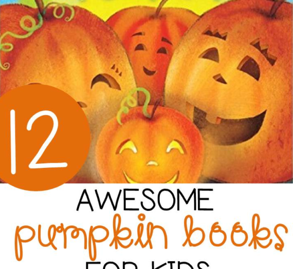 12 Awesome Pumpkin Books for Kids