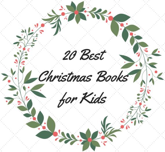 20 of the Best Christmas Books for Kids