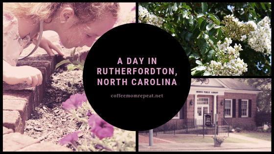 A Day in Rutherfordton, North Carolina