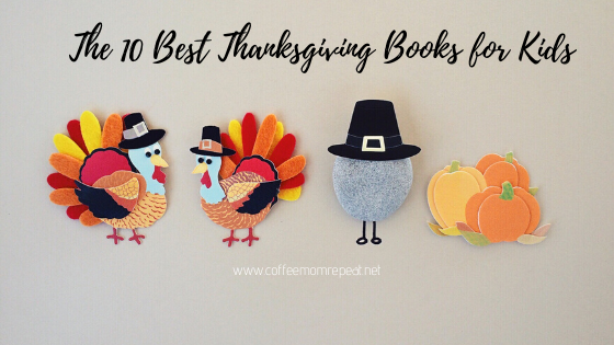 The 10 Best Thanksgiving Books for Kids