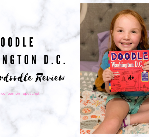 Doodle Washington D.C. — A Timberdoodle Review
